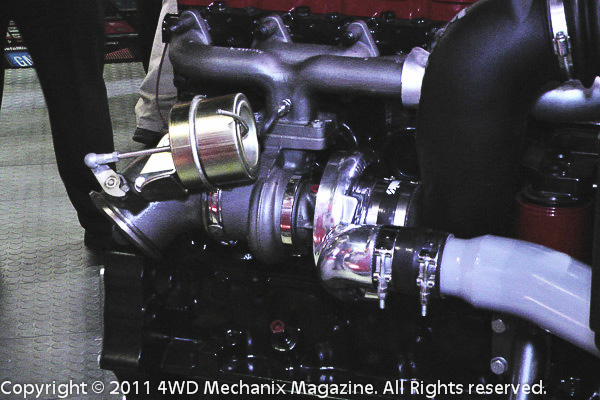 Cummins diesels gain horsepower, torque and overall performance from Banks Power enhancements.