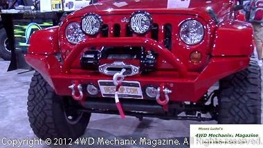 Bestop attractive accessory package for Jeep Wrangler