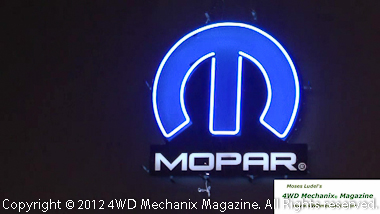 Mopar is Chrysler OEM parts, accessories and high performance components.