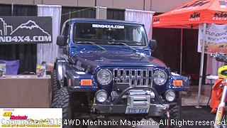 2013 Reno Off-Road & Motorsports Expo includes numerous 4x4 clubs.