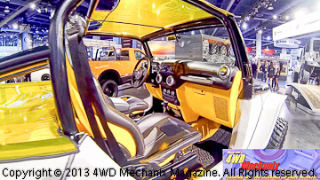 2013 SEMA Show and Mopar Displays