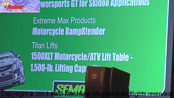 2013 SEMA Awards new products