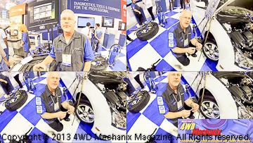 OTC Tools shares its latest tool offerings at 2013 AAPEX.