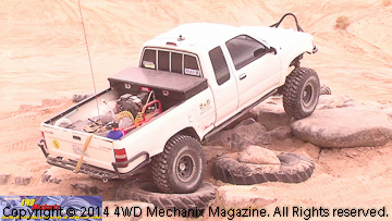 Ocotillo Wells 4x4 playground at the 2014 TDS Desert Safari!