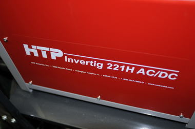 HTP America's Invertig 221 is portable, efficient and affordable!