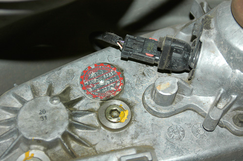 Sye on 1995 Jeep Grand Cherokee Transfer Case