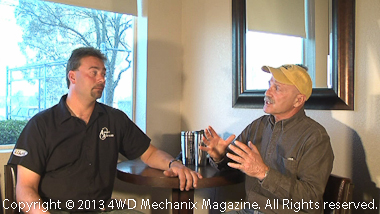 Moses Ludel interviews Advance Adapters' Steve Roberts.