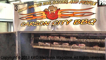 Carson City Barbecue at Dynamic Diesel Grand Opening!