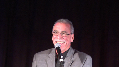 Frank DeAngelo at the ORMHOF Induction