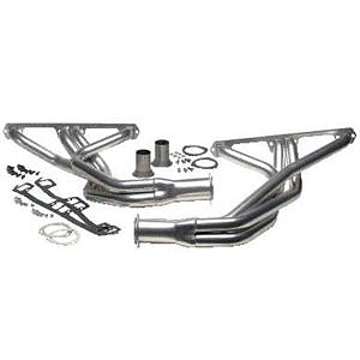 Hedman AMC V-8 headers for fenderwell exit