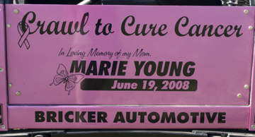 Dedication to Marie Young
