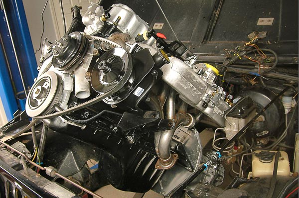 Retrofitting a 4.0L inline six with Mopar EFI Performance EFI into 1987 Jeep YJ Wrangler