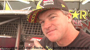 Rob MacCachren at LOORS Race Wild West