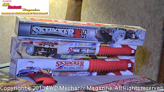 See the latest Skyjacker shock absorber technology!