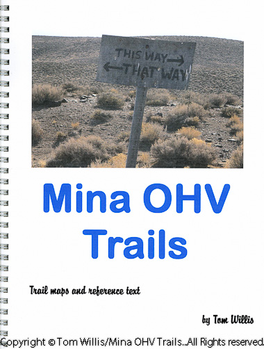 Mina OHV Trails by Tom Willis