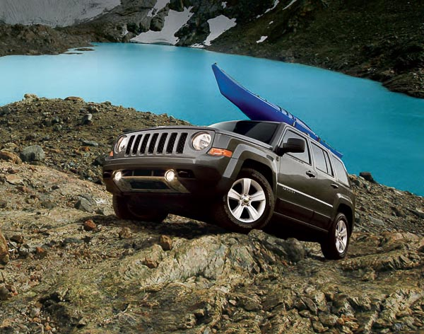 Patriot Jeep® Accessories Brochure!