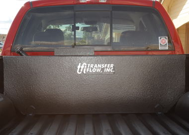 Transfer Flow auxiliary fuel tank for Dodge Ram truck