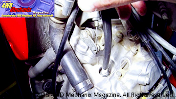 Method for installing spark plugs in awkward locations