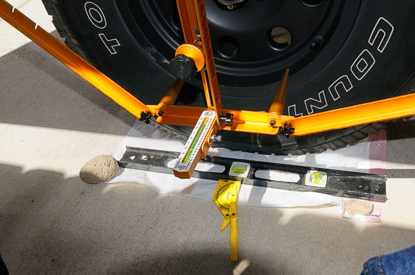 Learn wheel alignment for beam axle XJ Cherokee and Wrangler models!