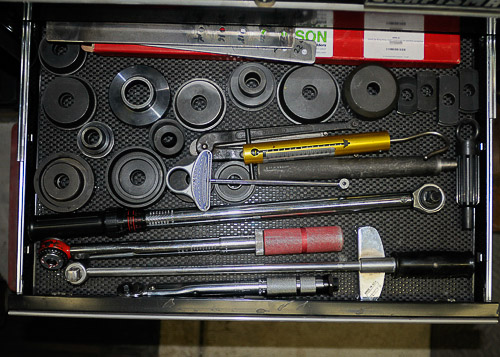 Hand torque wrenches come in all sizes!