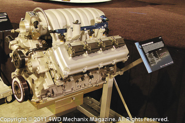 A Viper V-10 is the ultimate Chrysler performance engine and a focus of Mopar Performance.