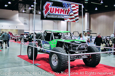 See the latest equipment for off-road rock crawling!