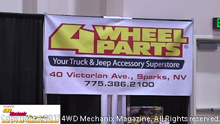 4WD Parts now has a Reno retail outlet!