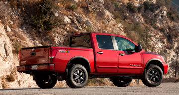 2013 Titan Pickup (photo courtesy of Nissan)