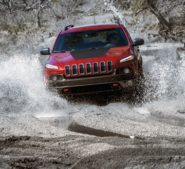 All New 2014 Jeep Cherokee