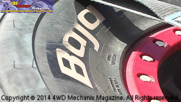 Larry McRae talks about tire choices from BFGoodrich® Tires!