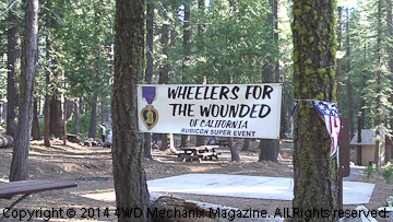 June 2014 Wheelers for the Wounded Rubicon Super Event
