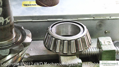 Learn how to make exacting tools from old bearings!