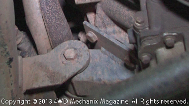 Weld-in Advance Adapters motor mounts with years of severe duty testing on- highway and off-road