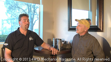 Steve Roberts shares details on popular 4WD aftermarket upgrades.