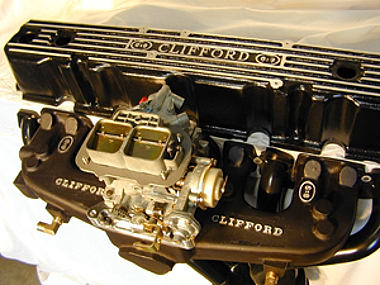 Clifford intake manifolds available for Jeep 4.2L or 4.0L inline six engines