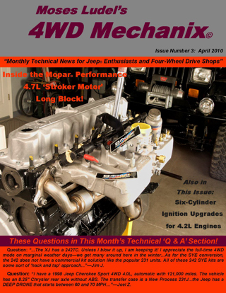 Click on this cover to download the April 2010 issue of 4WD Mechanix Magazine. Allow time for downloading.