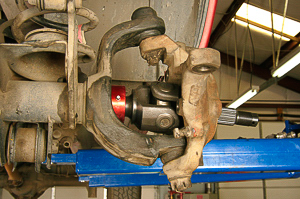 moses ludel s 4wd mechanix magazine how to dana 30 axle rebuild