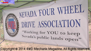 Nevada 4-Wheel Drive Association