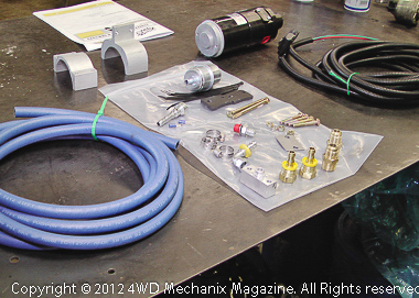 FASS lift pump upgrade 'how-to' installation in HD video!