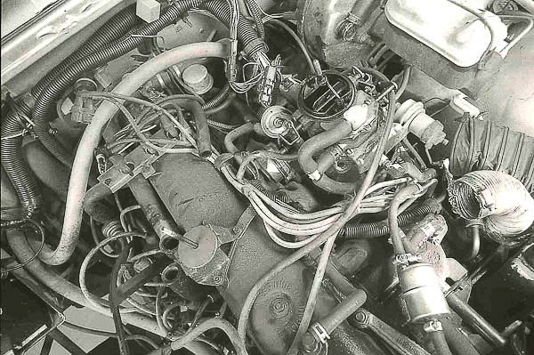 Moses Ludels 4WD Mechanix Magazine Rebuilding the YJ Wrangler – Jeep Engine Vacuum Diagram