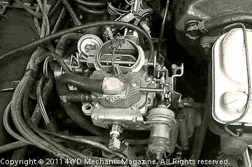 Moses Ludel rebuilds the Carter BBD carburetor to