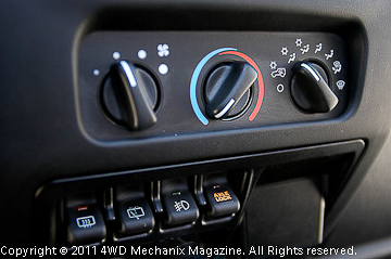 Power steering and air conditioning compensation