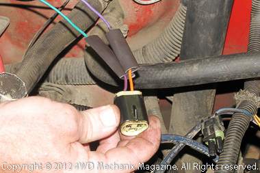 Jeep stock ignition module wiring similar to Ford DuraSpark