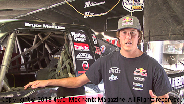 Bryce Menzies talks about the racing season LOORS rules.