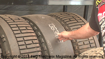 BFGoodrich Tires are an important part of the Rob MacCachren racing strategy.