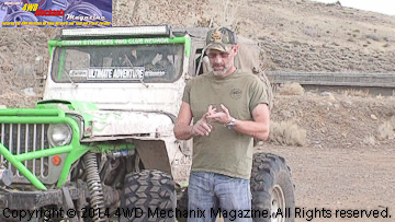 Jake Munoz talks about Jeep 4x4 safety points