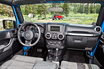 2012 JK Wrangler offers performance, style and refinement!