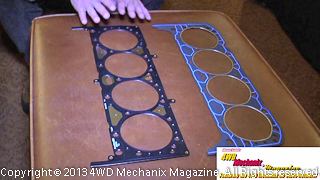 Fel-Pro head gasket discussion and tips on gasket usage