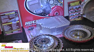 HUGHES Performance automatic transmissions and torque converters