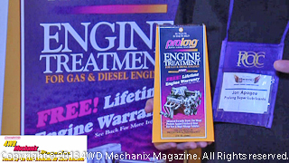 Prolong Super Lubricants engine treatment